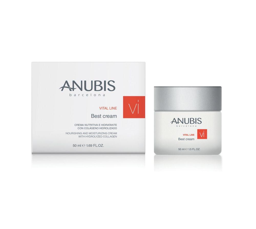 Регенерирующий укрепляющий крем/Vital Line Best Cream 50 мл