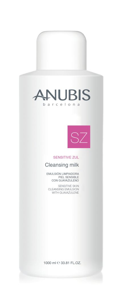 Деликатное очищающее молочко/Sensitive Zul Cleansing Milk 1000 мл