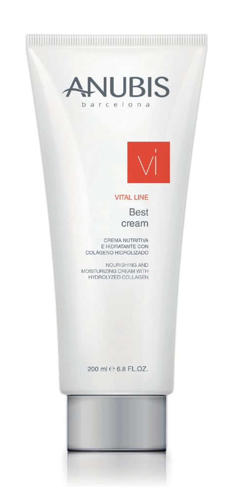 Регенерирующий укрепляющий крем/Vital Line Best Cream 200 мл