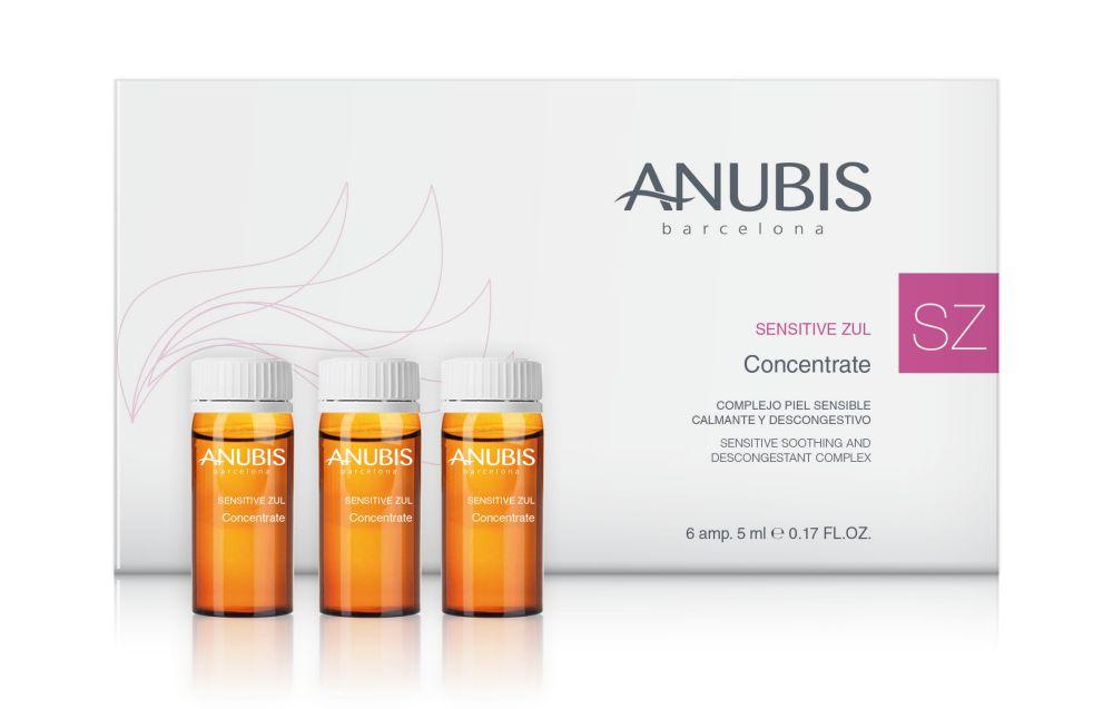 Интесивный успокоивающий концентрат /Sensitive Zul Concentrate 1amp 5ml
