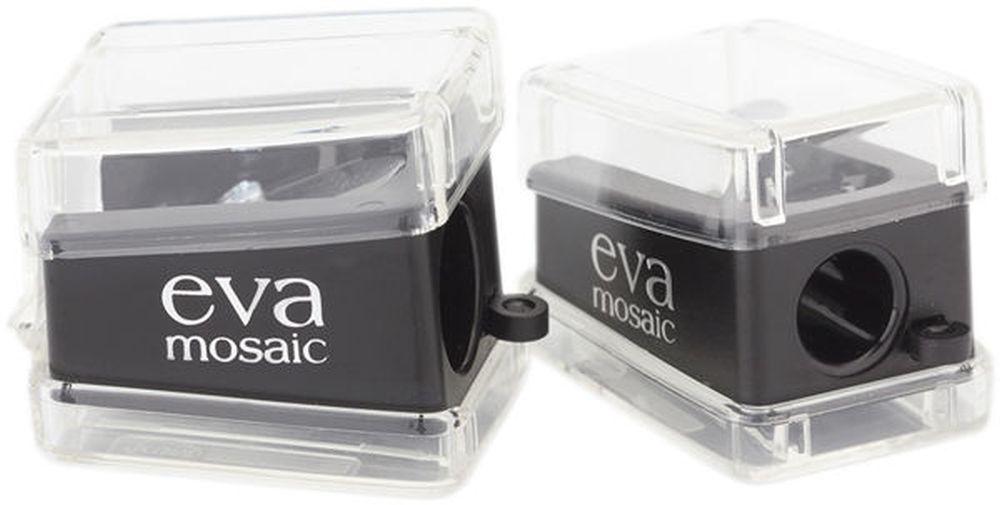 Точилка для карандашей EVA черный