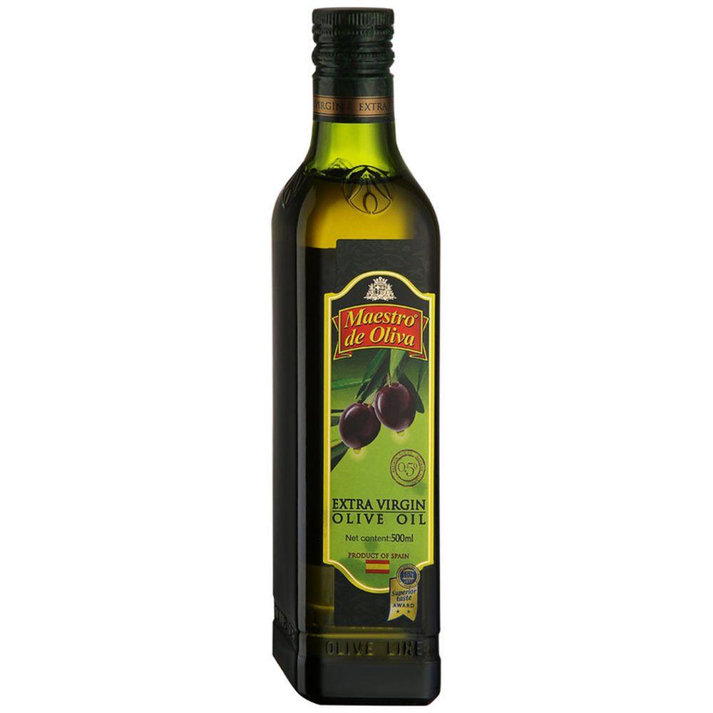 Массажное оливковое масло нерафинированное 500мл