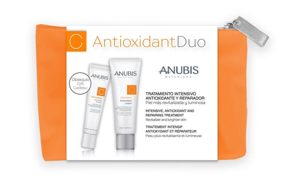 Набор AntioxidantDuo ProvitaminC/Anubis