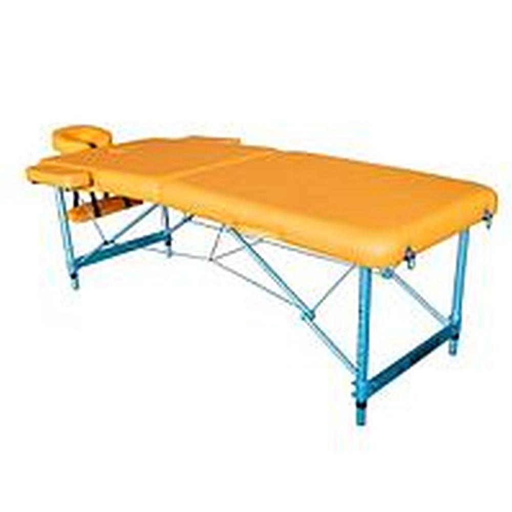 Массажный стол DFC NIRVANA Relax (Mustard) люкс