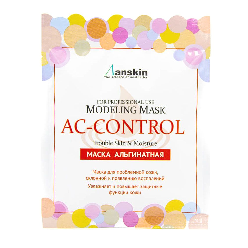 Альгинатная маска 25гр ac-control