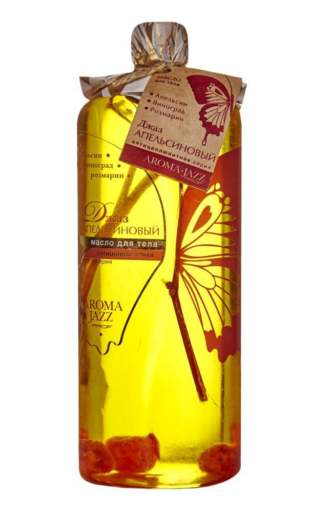Масло для тела Апельсин Aroma Jazz 1000 ml