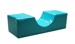 Подушка из к/зам квадратная 40х40х5 (поролон)