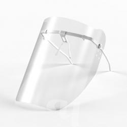 Маска пластмассовая прозрачная MC -Елат