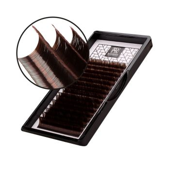 Dark chocolate (brown) D-0.10х7-12mm
