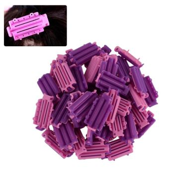 Зажим буст-ап фиолетовый 16шт