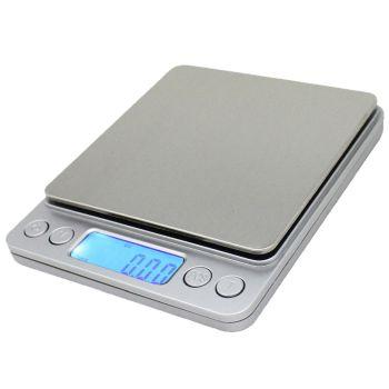 Весы серебро Professional Digital