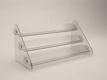 Подставка для лаков прозрачная