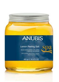 Солевой скраб Лимон/Lemon Peeling Salt 465 мл