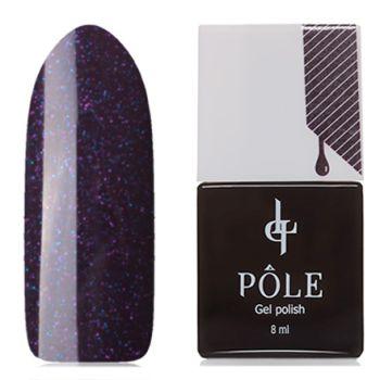 Гель-лак Pole №020, темный георгин