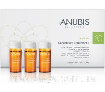 Подсушивающий балансирующий концентрат + /6 амп 5 мл/Regul Oil Concentrate Equilibrant Ro