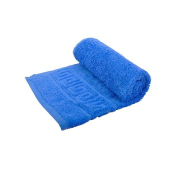 Полотенце махровое 40Х70, синий цвет