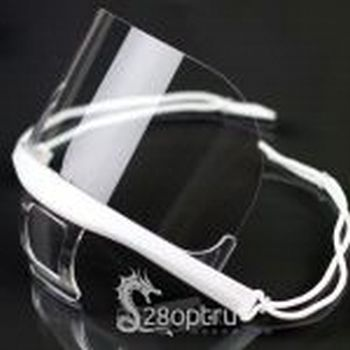 Маска пластик прозрачная Татуаж