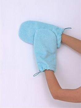 Перчатки для парафина махровые- 420 г/м