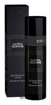 Дезодорант-спрей Estel Alpha Homme 100 мл