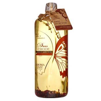 Масло для тела Мужской джаз Aroma Jazz 1000 ml