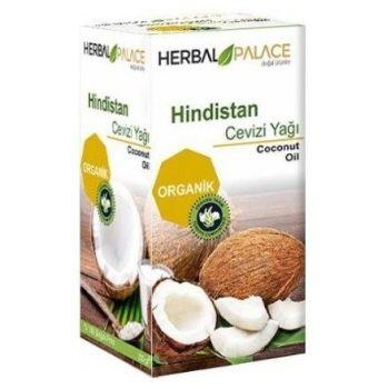 Кокосовое масло  Hindistan Herbal Palace